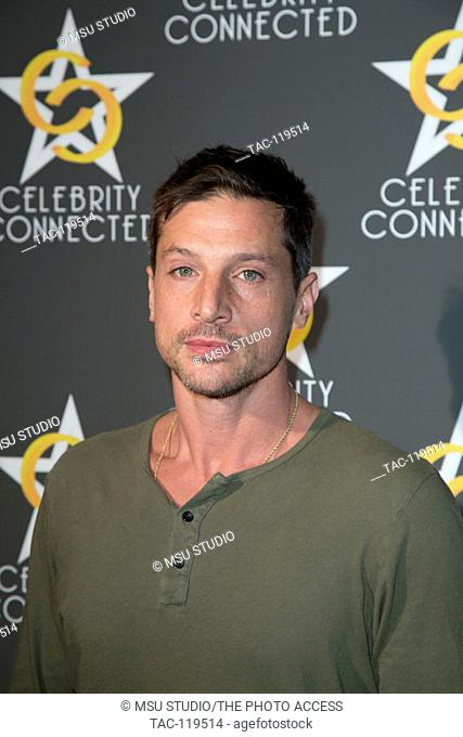 Simon Rex aka Dirt Nasty attends Celebrity Connected Luxury Gifting Suite Honoring The American Music Awards at W Hollywood Hotel on November 21