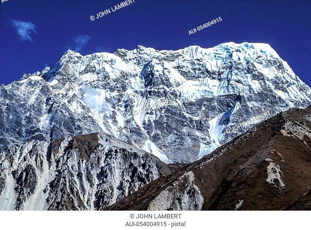 nepal, himalaya, langtan