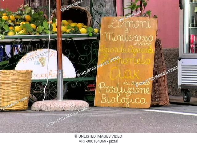 Italian Fruit Stand 2