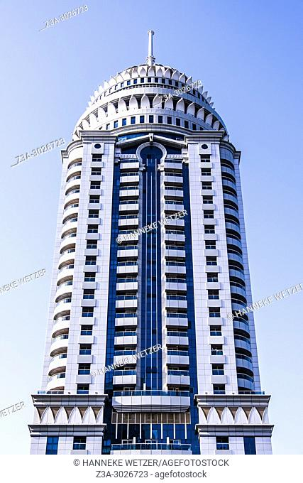 The Princess Tower Residential Building in Dubai