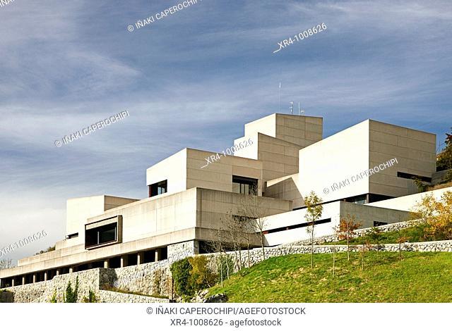 Gandiaga Topagunea building, Oñati, Guipuzcoa, Basque Country, Spain