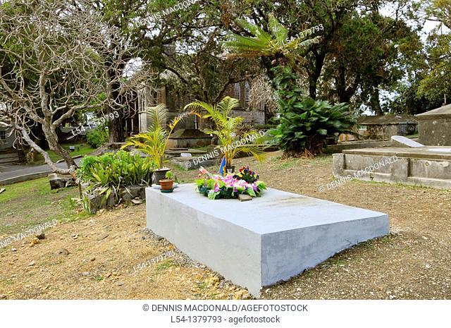 St  John's Parish Church Cemetery Bridgetown Barbados Caribbean Cruise NCL