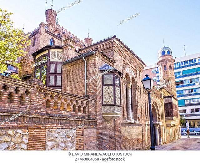Palacete Laredo y museo Cisneriano. Alcalá de Henares. Madrid Province. Spain