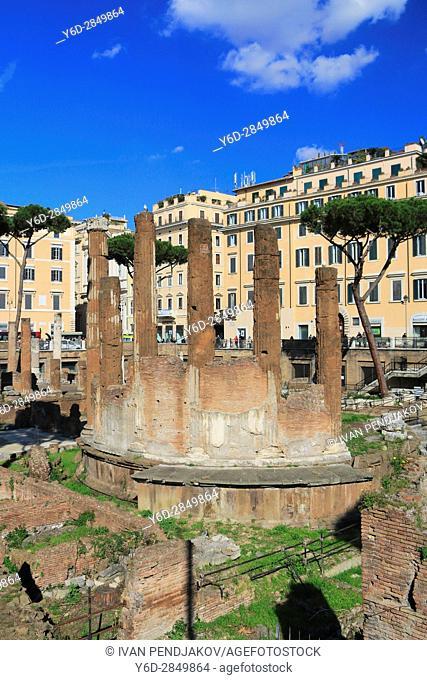 Largo di Torre Argentina, Rome, Italy