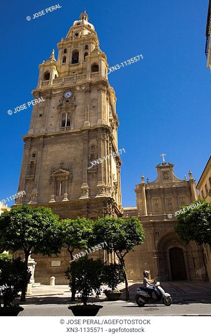 Cathedral Church of Saint Mary, Murcia, Spain