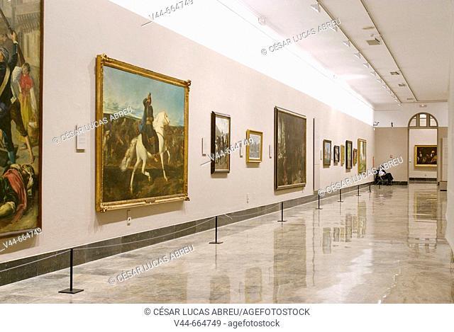 Museum of Zaragoza. Zaragoza, Aragon