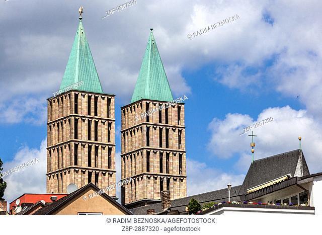St Martin Church, Kassel, Hesse, Germany