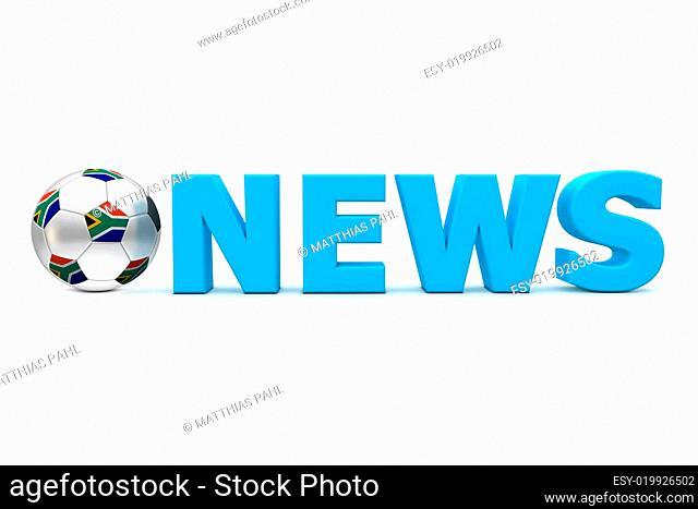 South Africa Football News - Blue