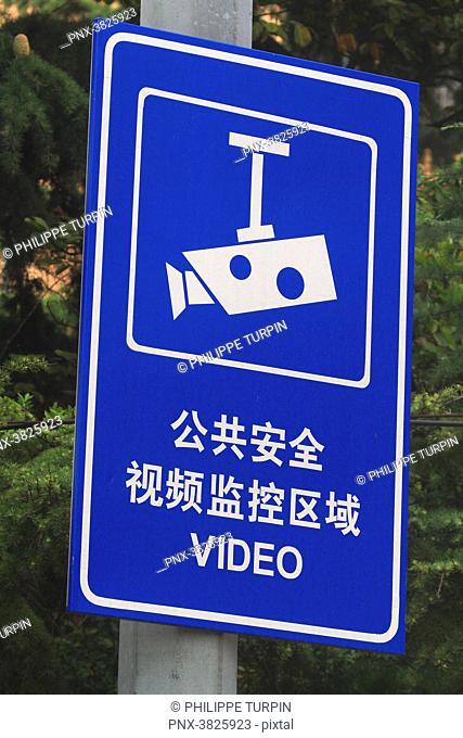 Asia, China, Shandong Province, Qingdao. Video