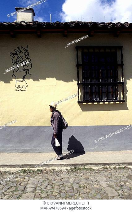 santo tomas chichicastenango, guatemala