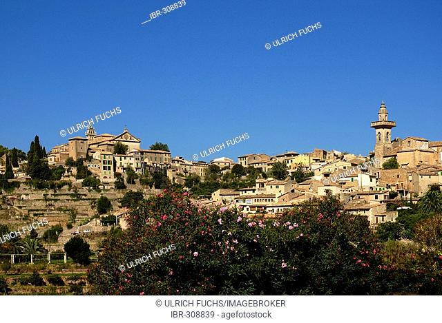 Valldemossa, Majorca, Balearic Islands, Spain