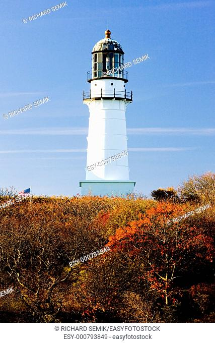 Cape Elizabeth Lighthouse, Maine, USA