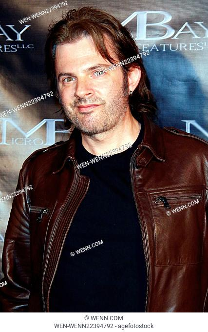 """2nd Annual North Hollywood Cinefest """"""""House of Manson"""""""" Los Angeles Premiere - Arrivals Featuring: Wolfgang Moser Where: North Hollywood, California"""