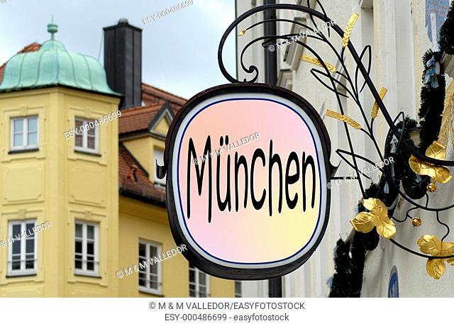 beer house Munich  Bavaria  Germany
