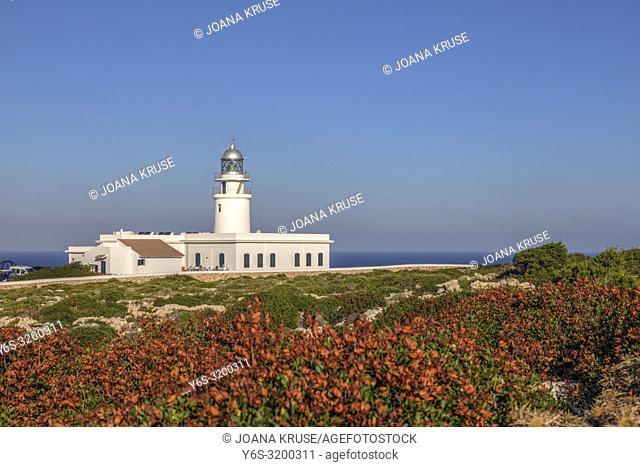 Far de Cavalleria, Menorca, Balearic Islands, Spain, Europe