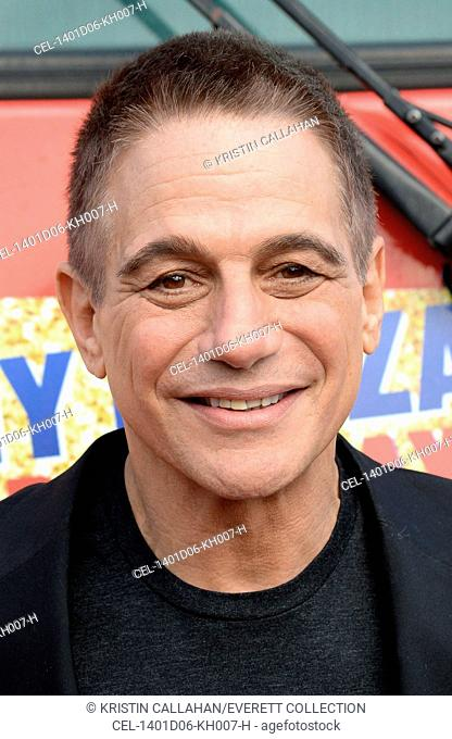 Tony Danza at the press conference for Tony Danza Honored by Ride of Fame, Pier 78, New York, MA December 1, 2014. Photo By: Kristin Callahan/Everett Collection