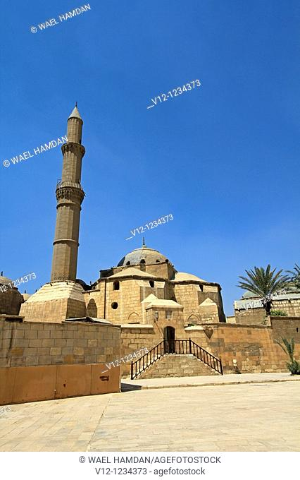Soliman Pasha Mosque, Citadel, City of Cairo, Egypt