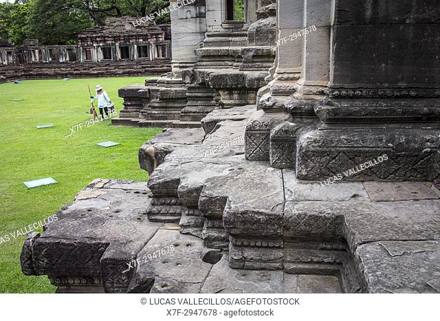 Prasat Hin Phimai (Phimai Historical Park), Phimai, Nakhon Ratchasima province, Thailand