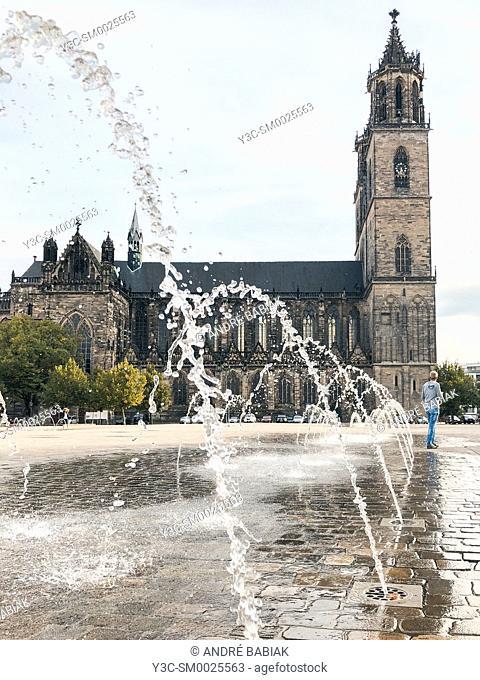 Dom, Magdeburg, Saxony-Anhalt, Germany