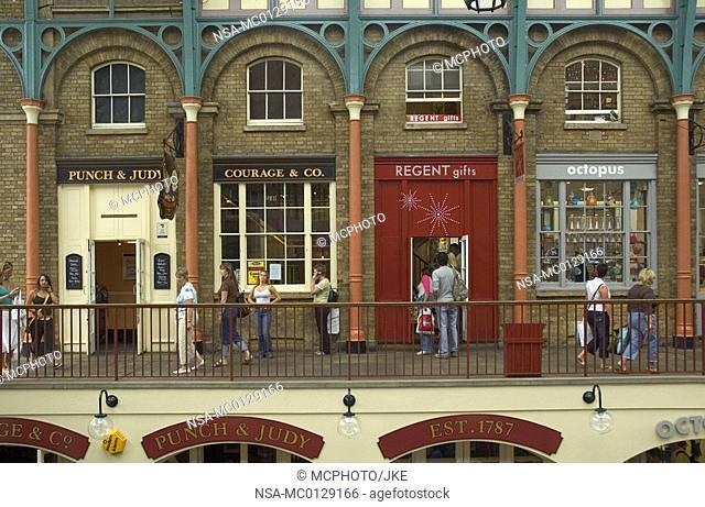 London, Covent Garden