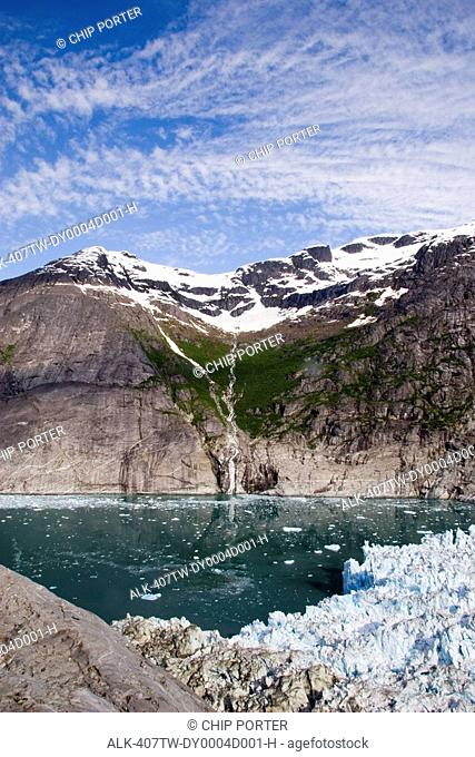 Late spring, LeConte Bay, LeConte Glacier, Southeast, Alaska