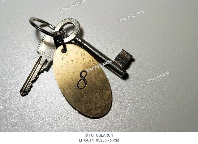 key, metal, object, objects, number, numerical