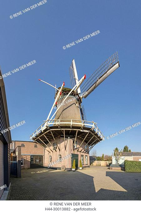 Windmill called The Friendship