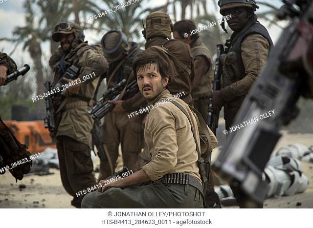 Rogue One: A Star Wars Story. Cassian Andor (Diego Luna)