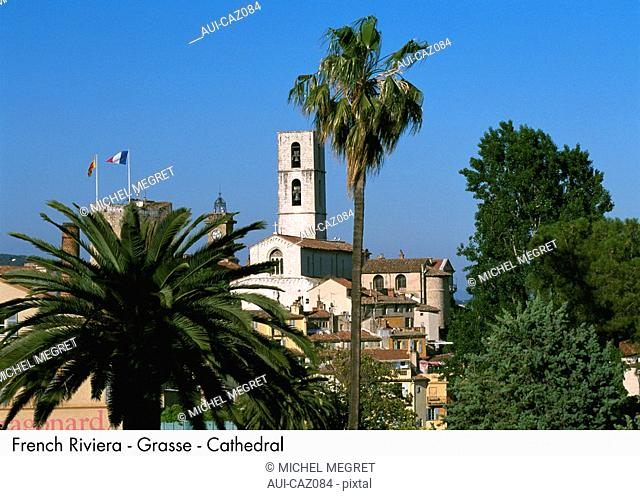 French Riviera - Grasse - Cathedral