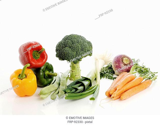 Vegetable product line