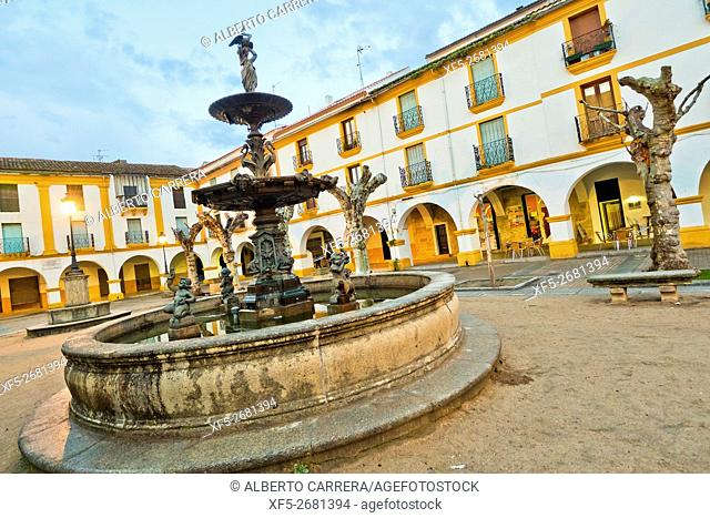 Plaza del Buen Alcalde, Good Mayor Square, Ciudad Rodrigo, Medieval Town, Spanish Property of Cultural Interest, Historic Artistic Grouping, Salamanca