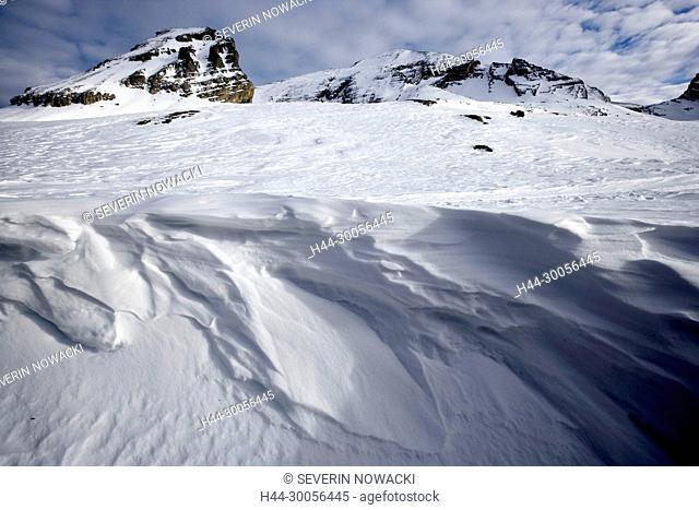 Winter, Wandern, Alpen, Berge, Berneroberland, Schweiz