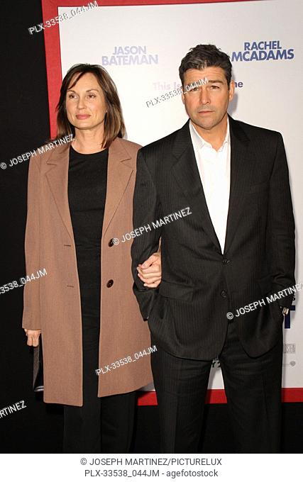"""Kyle Chandler, Kathryn Chandler at the Premiere of Warner Bros' """"""""Game Night"""""""" held at the TCL Chinese Theatre in Hollywood, CA, February 21, 2018"""