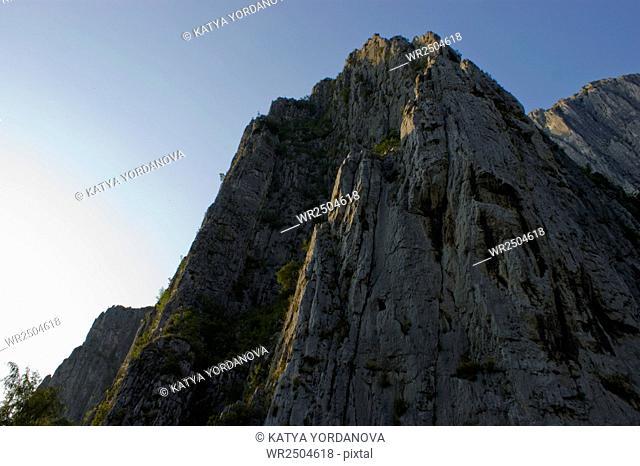 Vratsata Gorge, Vratsa, Bulgaria