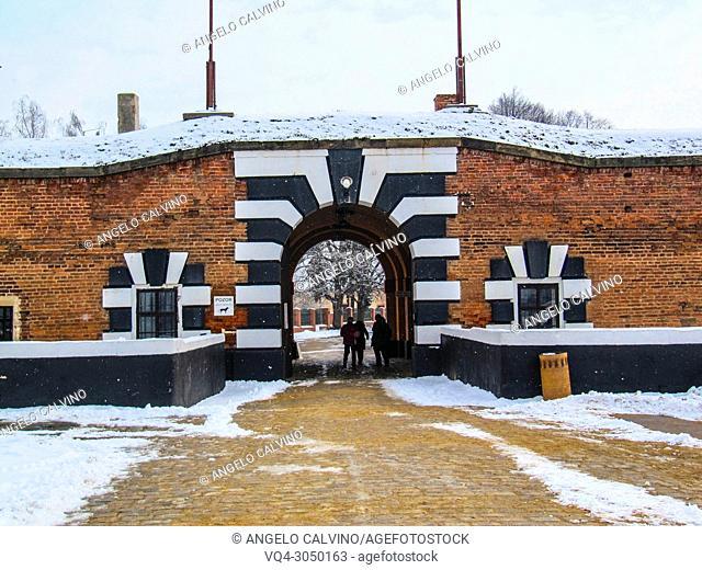 Gestapo prison, prison of the secret state police of Nazi Germany, Terezin, Czech Republic