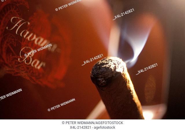 cigar Havana bar