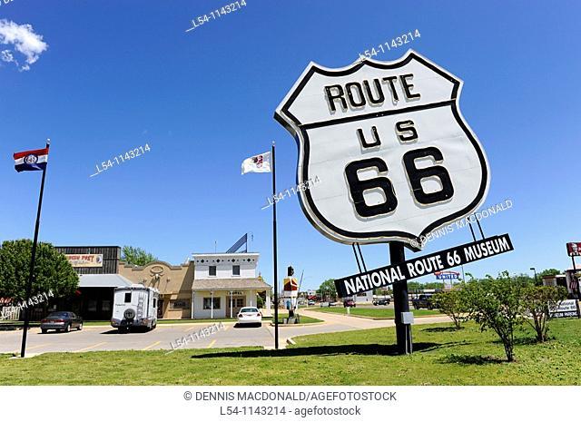 National Route 66 Museum Elk City Oklahoma