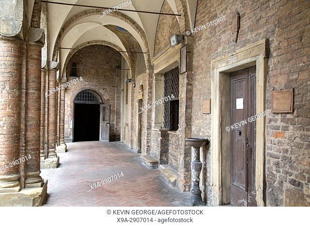 Basilica Church; Santo Stefano, Bologna; Italy