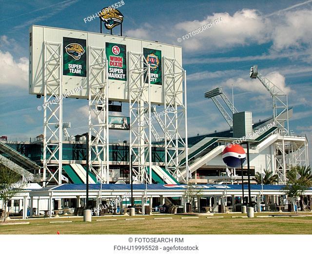 Jacksonville, FL, Florida, Alltel Stadium