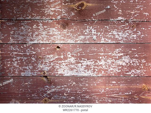 old wooden wall