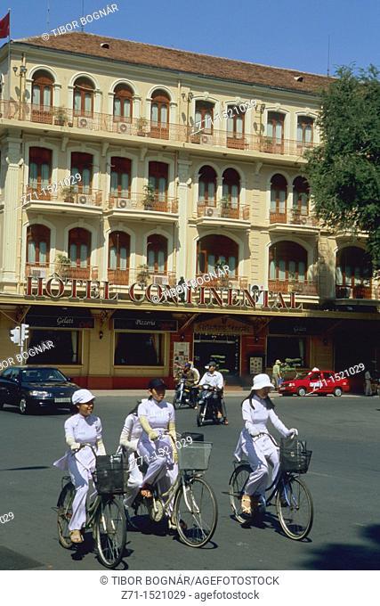 Vietnam Ho Chi Minh Hotel Continental