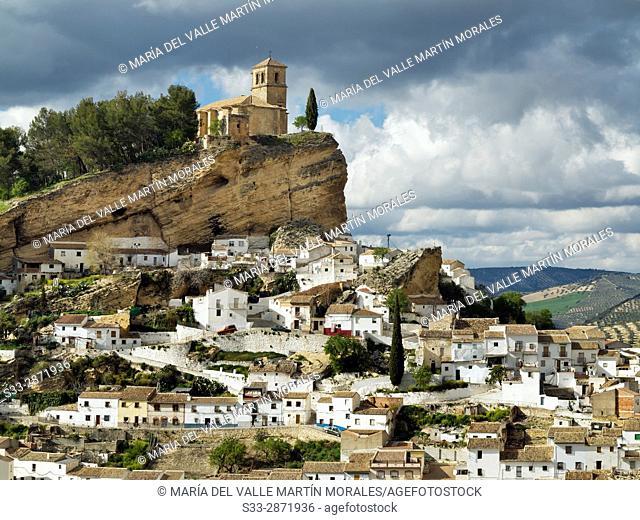 Montefrio. Granada. Andalucia. Spain. Europe