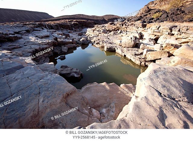 Lower Fish River Canyon Landscape - Karas Region, Namibia, Africa