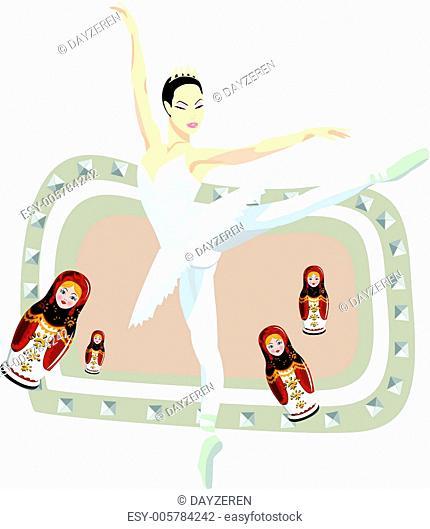 Ballerina and Matryoshka