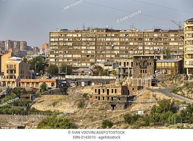 Cityscape, Yerevan, Armenia