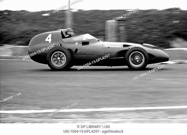 Portuguese GP in Oporto, 1958