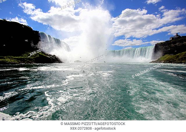 Canadian Horseshoe Niagara Falls, Ontario, Canada