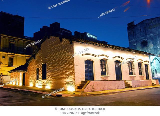 Casa de la Independencia Museum, Central Asuncion, Paraguay