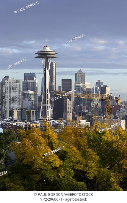 Seattle, Washington: Space Needle LLC officially started construction of the Century Project, a multi-year venture focused on preservation and renovation of the...