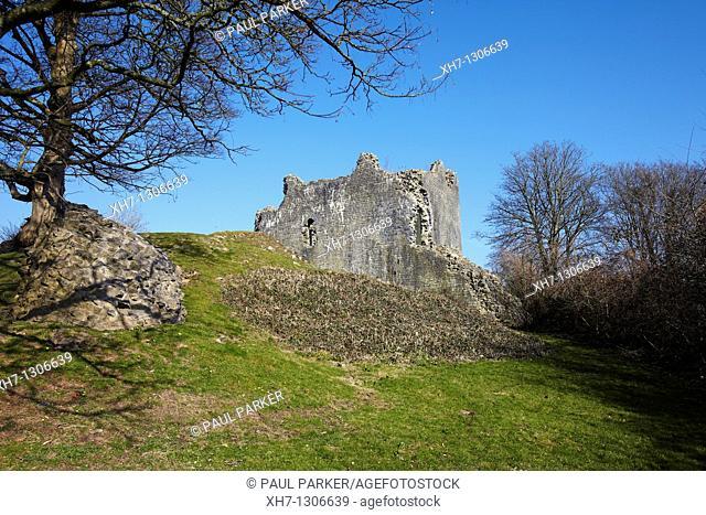 St Quentin's Castle, Llanblethian, Cowbridge, Wales, UK